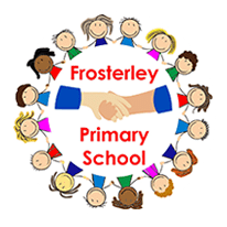 Frosterley Primary School logo